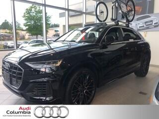 New 2019 Audi Q8 3.0T Premium SUV in Columbia SC
