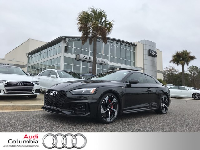 2019 Audi RS 5 2.9T Coupe for Sale Columbia SC