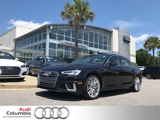 New 2019 Audi A4 2.0T Prestige Sedan in Columbia SC