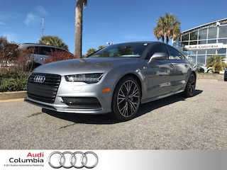 New 2018 Audi A7 3.0T Hatchback in Columbia SC