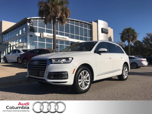 2018 Audi Q7 3.0T Premium Plus SUV in Columbia SC