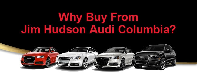 audi columbia why buy here