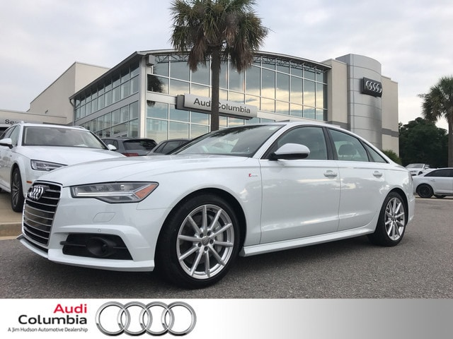 New 2018 Audi A6 3.0T Premium Plus Sedan Columbia, South Carolina