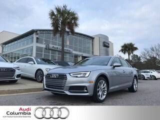 New 2019 Audi A4 2.0T Premium Plus Sedan in Columbia SC