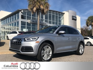 New 2018 Audi Q5 2.0T Premium Plus SUV in Columbia SC
