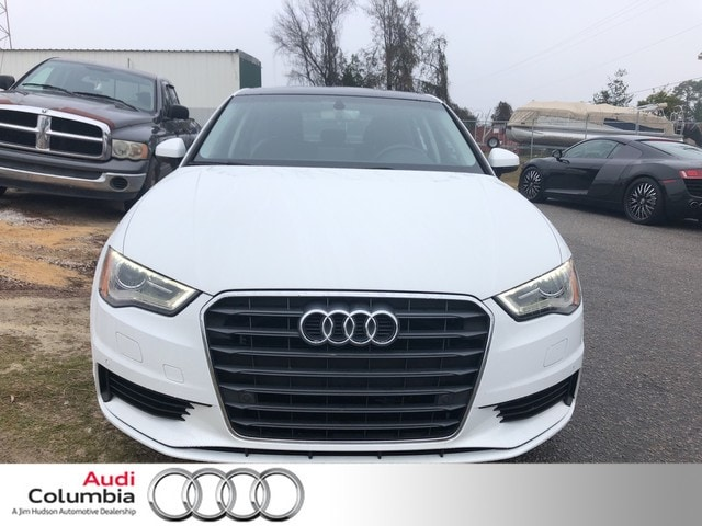 Used 2016 Audi A3 1.8T Premium Sedan in Columbia, SC
