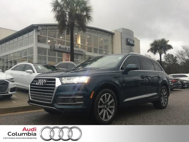 Used 2018 Audi Q7 2.0T Premium SUV in Columbia, SC