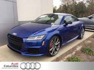 New 2017 Audi TTS 2.0T Coupe in Columbia SC
