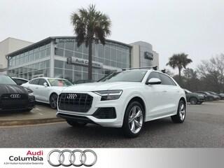 New 2019 Audi Q8 3.0T Premium Plus SUV in Columbia SC
