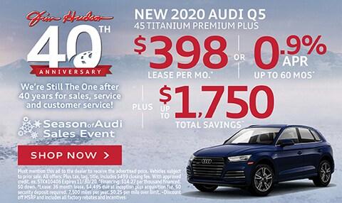 New 2020 Audi Q5