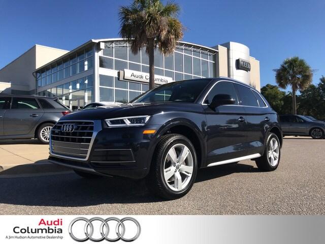 New 2018 Audi Q5 2.0T Premium Plus SUV Columbia, South Carolina