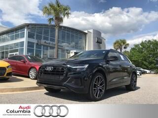 New 2019 Audi Q8 3.0T Prestige SUV in Columbia SC