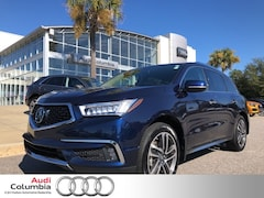 Used 2017 Acura MDX V6 with Advance Package SUV in Columbia, SC