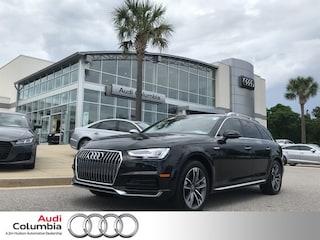 New 2018 Audi A4 allroad 2.0T Premium Plus Wagon in Columbia SC
