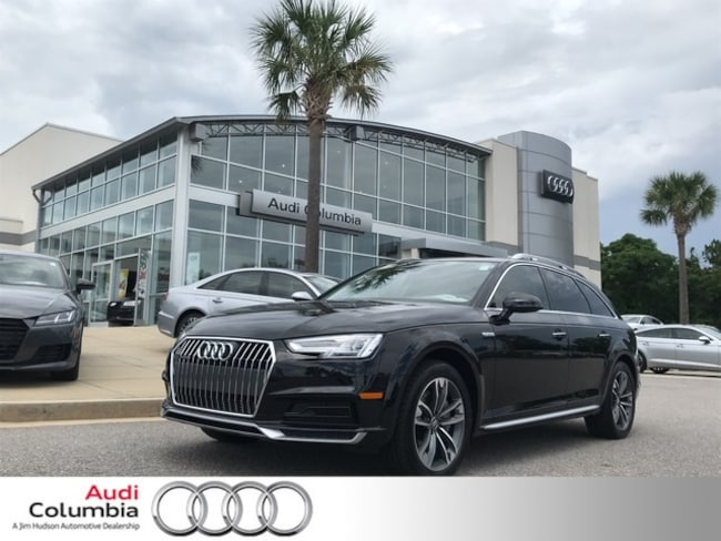 New Audi A Allroad For Sale Columbia SC VIN WANAFJA - Audi columbia sc