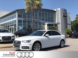 New 2018 Audi A4 2.0T Tech ultra Premium Sedan in Columbia SC