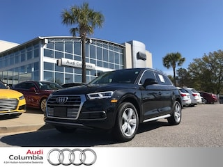 New 2019 Audi Q5 2.0T Prestige SUV in Columbia SC