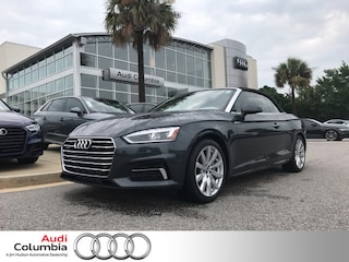 New 2018 Audi A5 2.0T Premium Plus Cabriolet in Columbia SC