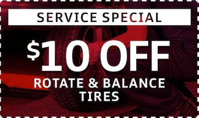 Rotate & Balance Tires