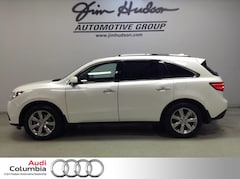 Used 2014 Acura MDX SH-AWD with Advance and Entertainment Packages SUV in Columbia, SC