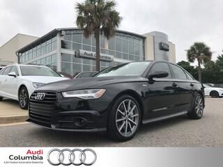 New 2018 Audi A6 3.0T Premium Plus Sedan in Columbia SC