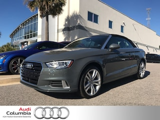 New 2018 Audi A3 2.0T Cabriolet in Columbia SC
