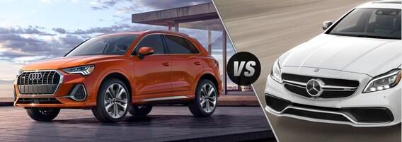 Audi Vs Mercedes >> Audi Vs Mercedes Benz Side By Side Comparison Columbia Sc