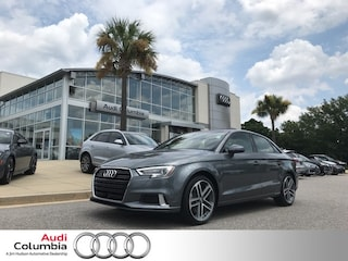 New 2018 Audi A3 2.0T Tech Premium Sedan in Columbia SC