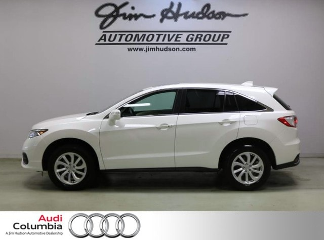 Used 2018 Acura RDX V6 with Technology Package SUV in Columbia, SC