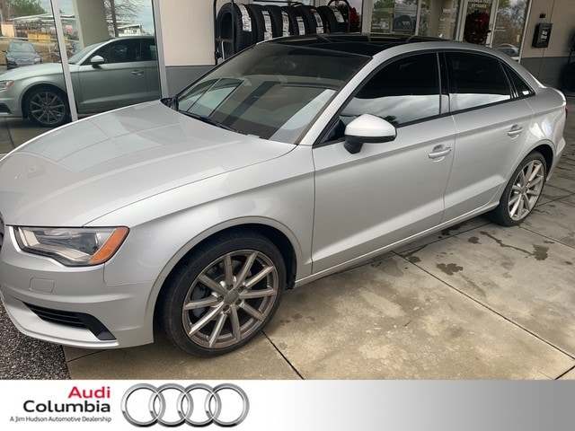 Used 2015 Audi A3 2.0T Premium (S tronic) Sedan in Columbia, SC