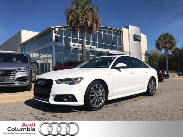 New 2018 Audi A6 3.0T Premium Plus Sedan Columbia, South Carolina