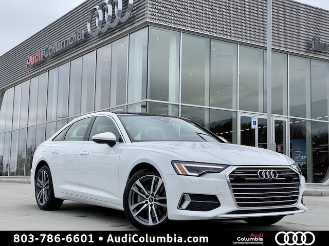 2021 Audi A6 45 Premium Plus Sedan for Sale in Columbia SC