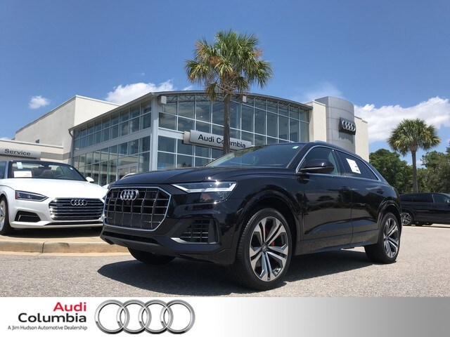 2019 Audi Q8 3.0T Premium Plus SUV for Sale Near Lexington SC