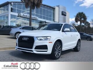 New 2018 Audi Q3 2.0T Sport Premium SUV in Columbia SC