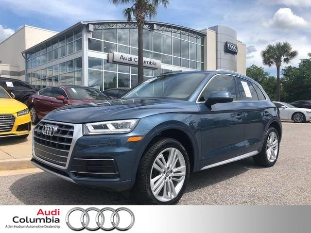 Used 2018 Audi Q5 2.0T Premium Plus SUV in Columbia, SC