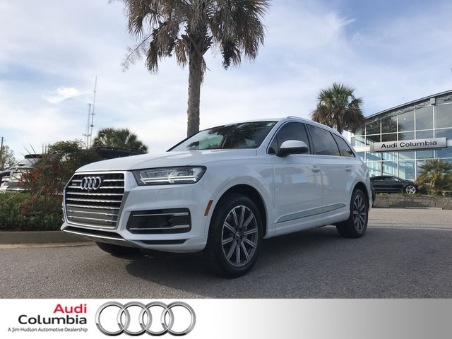 2018 Audi Q7 2.0T Premium Plus SUV in Columbia SC