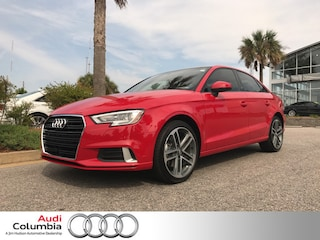 New 2017 Audi A3 2.0T Sedan in Columbia SC