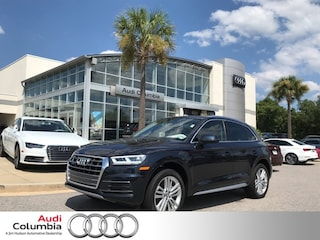 New 2018 Audi Q5 2.0T Tech Premium SUV in Columbia SC