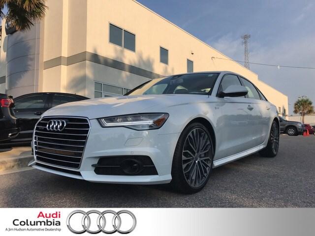 New 2018 Audi A6 3.0T Sedan Columbia, South Carolina