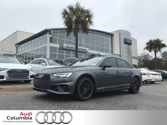 New 2019 Audi A4 2.0T Premium Plus Sedan Columbia, South Carolina