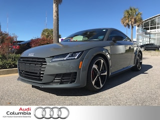 New 2018 Audi TT 2.0T Coupe in Columbia SC