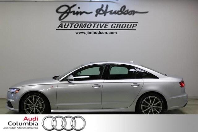Used 2016 Audi A6 3.0T Prestige (Tiptronic) Sedan in Columbia, SC