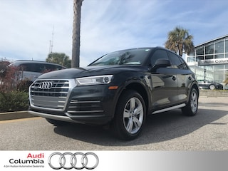 New 2018 Audi Q5 2.0T SUV in Columbia SC