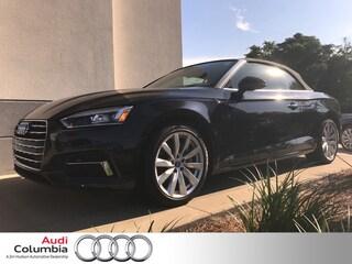 New 2018 Audi A5 2.0T Premium Plus Cabriolet in Columbia SC