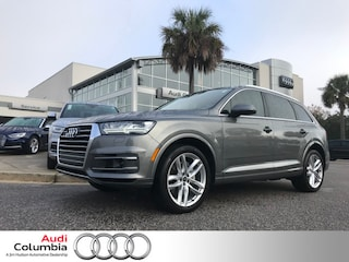 New 2018 Audi Q7 3.0T Prestige SUV in Columbia SC