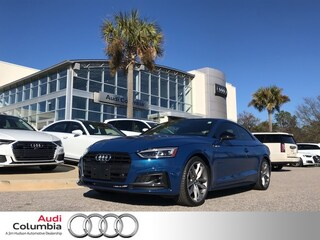 New 2019 Audi A5 2.0T Prestige Coupe in Columbia SC