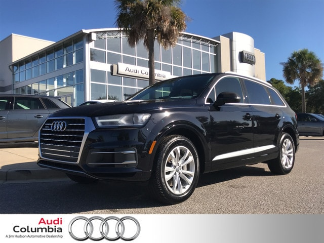 2018 Audi Q7 3.0T SUV in Columbia SC