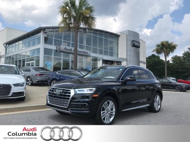 New 2018 Audi Q5 2.0T Prestige SUV Columbia, South Carolina
