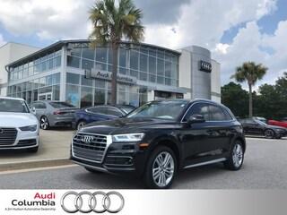 New 2018 Audi Q5 2.0T Prestige SUV in Columbia SC
