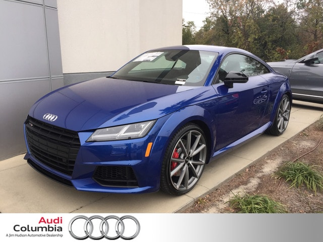 New 2017 Audi TTS 2.0T Coupe In Columbia SC Watch Video. Save This Car!